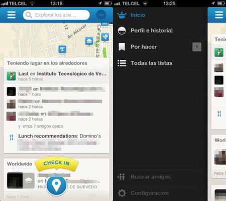 Forsquare alcanza la versión 6.0 con cuatro años cumplidos