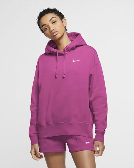 Nike Sportswear Sudadera Rosa