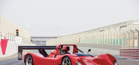 Siempre en garaje: a subasta este Ferrari 333 SP de 1994 que nunca llegó a competir