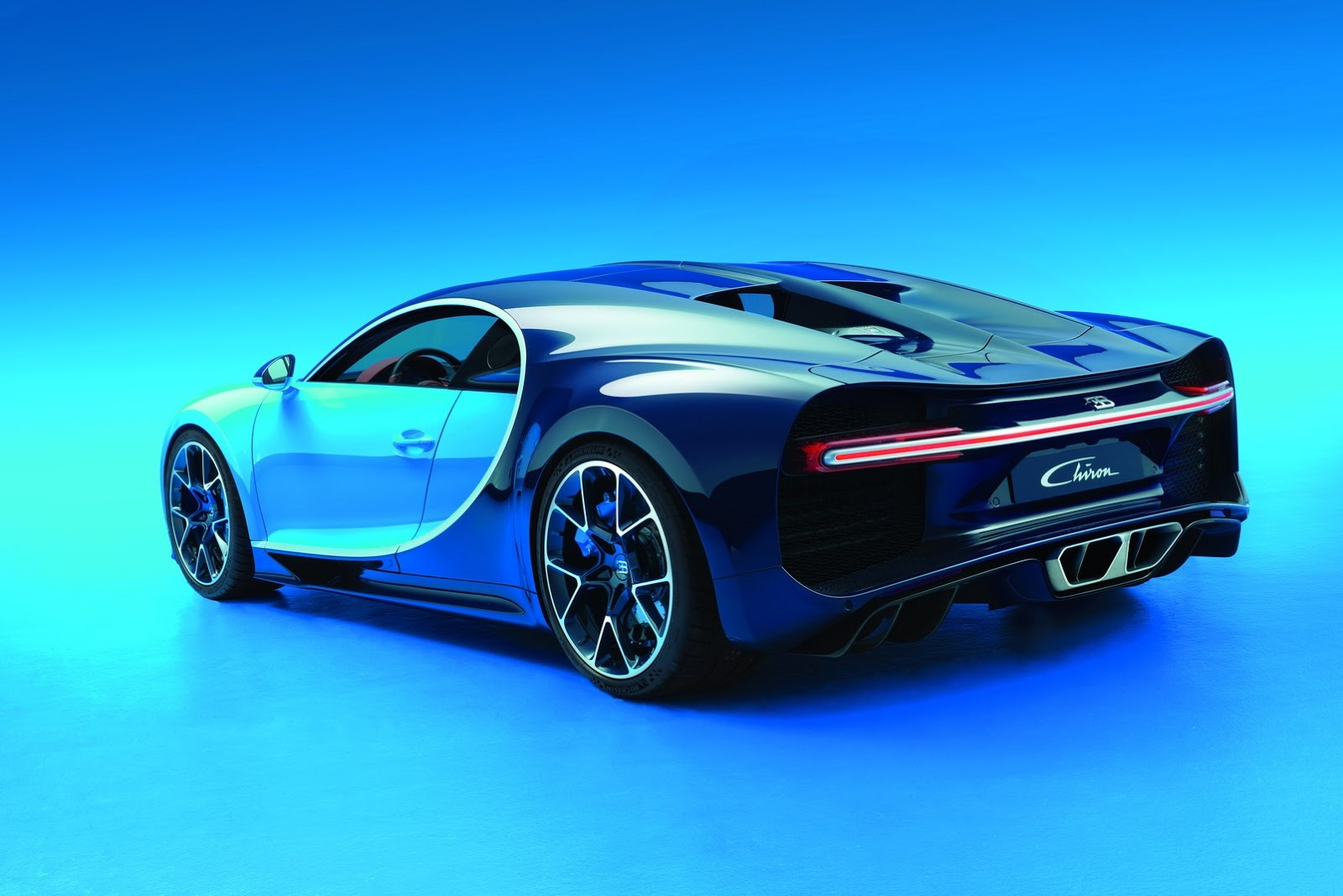 Foto de Bugatti Chiron (4/77)