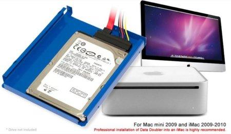 Sustituye tu lector de CD por otro HDD en tu Mac