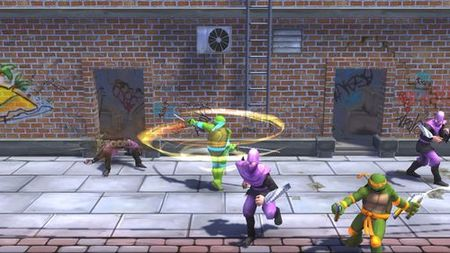 'TMNT: Turtles in Time Re-shelled' saldrá primero en XBLA