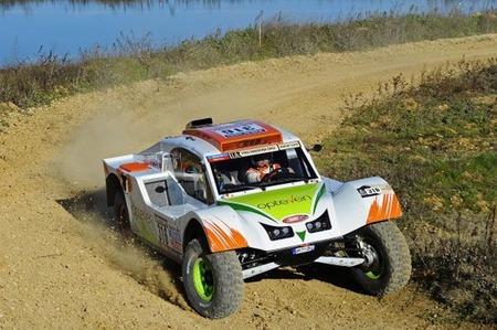 SMG, la gran sorpresa del Dakar