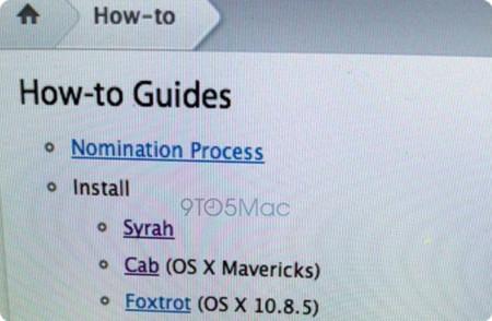 Apple está poniendo a su equipo de OS X a trabajar en futuras versiones del sistema