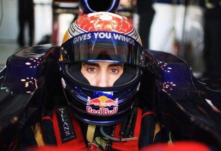 Sébastien Buemi podría ser tercer piloto de Red Bull