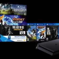 PlayStation Hits Bundle llega a México el 15 de mayo: PS4 Slim y tres juegos en un solo paquete