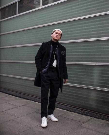 El Primer Dia De La Semana De La Moda De Londres Nos Presenta Fabulosos Looks Para Desafiar El Invierno 06