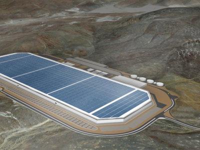 """Los """"giganúmeros"""" de la Tesla Gigafactory"""