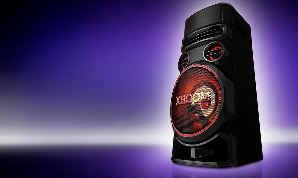 En las ofertas Límite 48 Horas de El Corte Inglés la potencia bestial del LG XBOOM RN7 vuelve a estar superrebajada casi a la mitad de precio