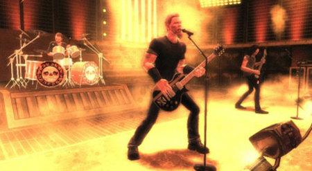 Guitar Hero Metallica saldrá en mayo