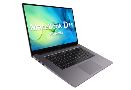 Huawei Matebook D 15 Intel Space Gray 4