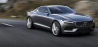 Volvo Concept Coupé: ADN asiático-escandinavo