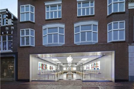 Apple Store en Haarlem, Holanda