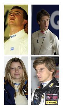 El título de la Fórmula 3 española se decide en Montmeló