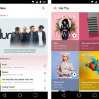 Apple Music, el servicio de música en streaming de Apple, ya está disponible en Google Play