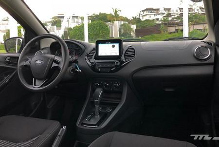 Ford Figo 2019 Mexico 15