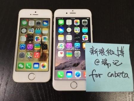 Éste apunta a ser el diseño definitivo del nuevo iPhone 6