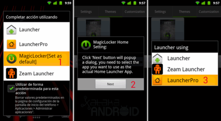 MagicLocker, personaliza la pantalla de bloqueo