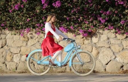 Amelie, una bicicleta especialmente diseñada para chicas
