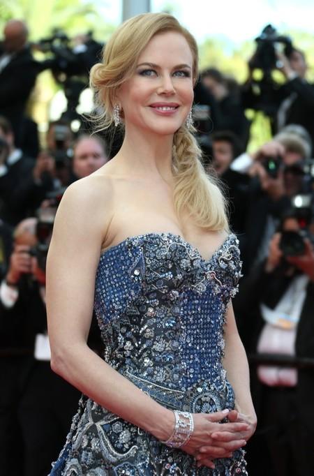 Las trenzas, las grandes protagonistas de la primera alfombra roja de Cannes