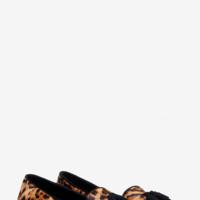 Slippers de leopardo