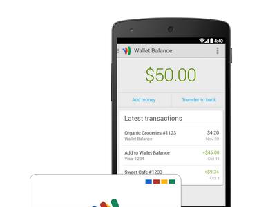 Google Wallet ya tiene su tarjeta física, aunque de momento sólo para EE.UU