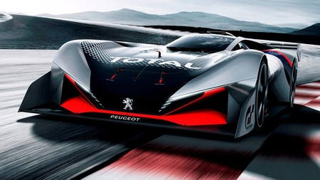 Peugeot Wec Hypercar 2022