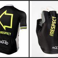 #Respect: la colección de El Mazo para concienciar a conductores y ciclistas