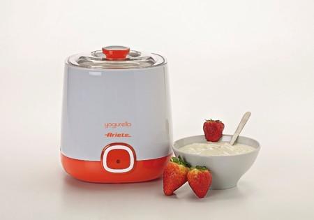 ¿Te gusta el yogurt? La yogurtera Ariete 621 de un litro de capacidad está por 15,70 euros en Amazon