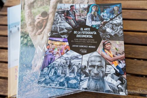 """""""El arte de la fotografía documental"""", de Javier Sánchez-Monge, un libro para poner en valor lo duro que es ser fotoperiodista"""