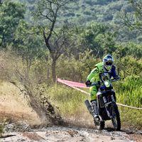 Joan Pedrero asume el liderato del Dakar 2017, Xavier de Soultrait sancionado