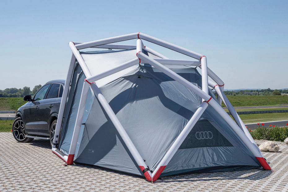 Audi Q3 Camping Tent 5 6
