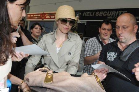 Las famosas comienzan a llegar a Cannes y Lady Gaga visita a Gaultier