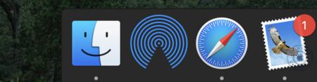 airdrop en mi iMac