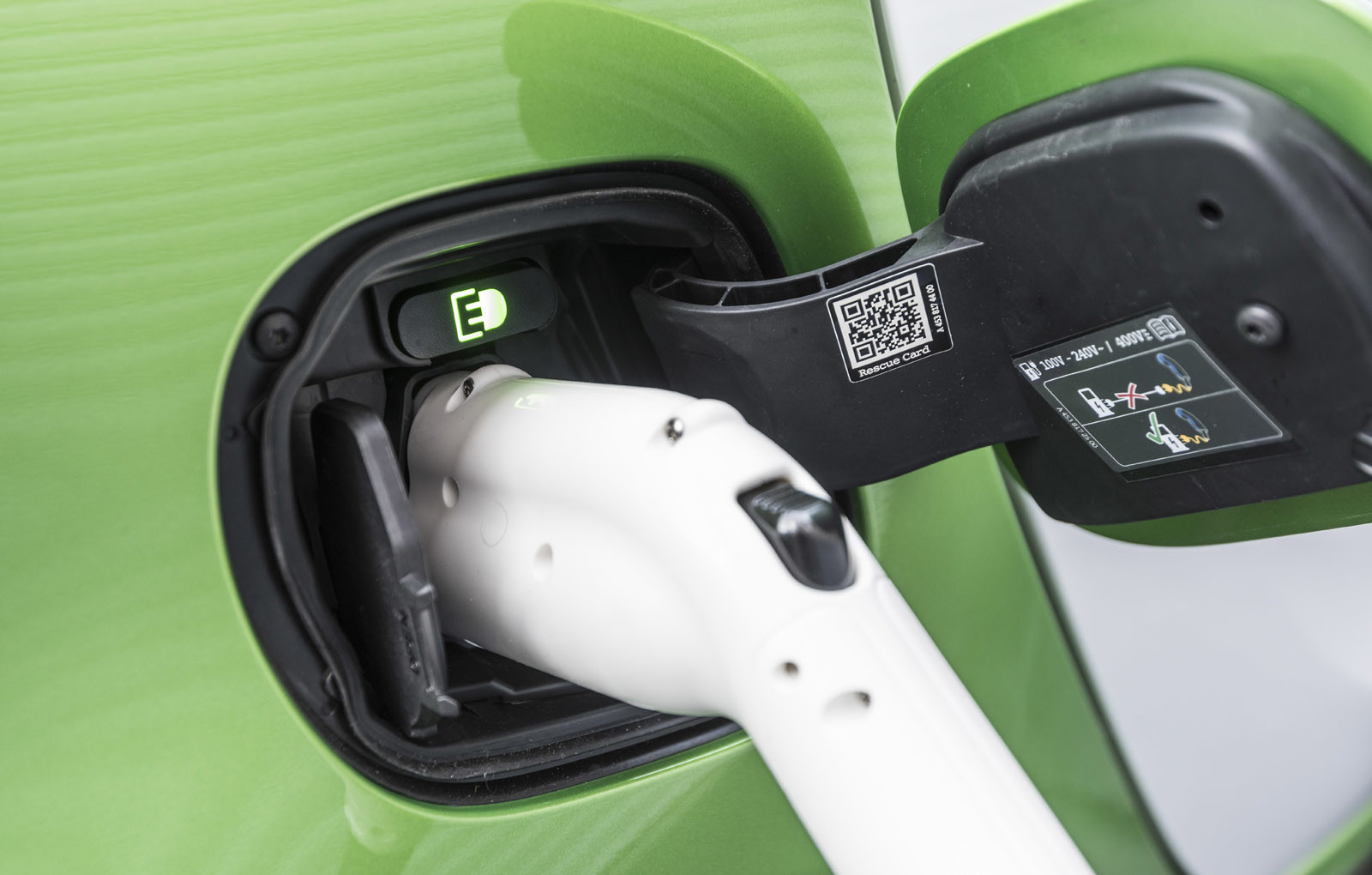 Foto de smart fortwo Electric Drive, toma de contacto (167/313)