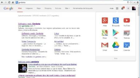 Cómo activar la nueva interfaz de la página de resultados de Google en Chrome 29