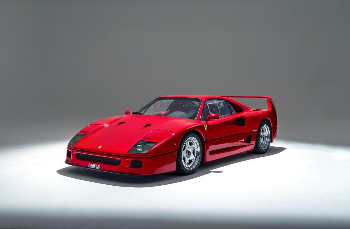 Foto de Ferrari F40 1989 (2/7)
