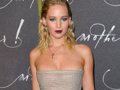 Jennifer Lawrence y Dior, un combo ganador con el que la actriz sigue triunfando en Venecia