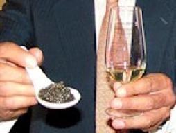 """El caviar y los vinos de Jerez, un """"matrimonio ideal"""""""