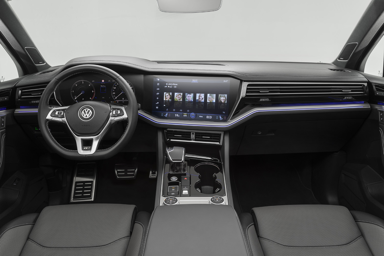 Foto de Volkswagen Touareg 2018 (6/87)