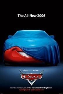 'Cars', nuevo trailer y nueva web