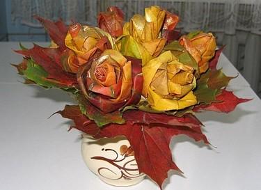 Prolongando el verano III: rosas en otoño