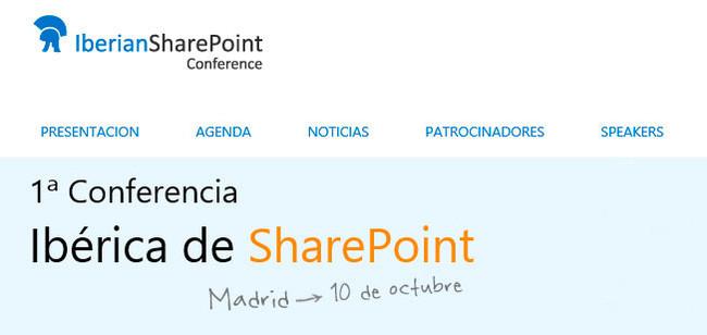 1ª Conferencia Ibérica de SharePoint