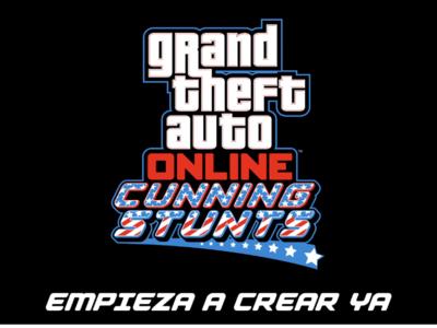 Crea tus propias pistas alocadas con el editor de carreras acrobáticas de GTA Online