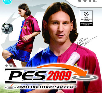 'Pro Evolution Soccer 2009' será lanzado en marzo para Wii