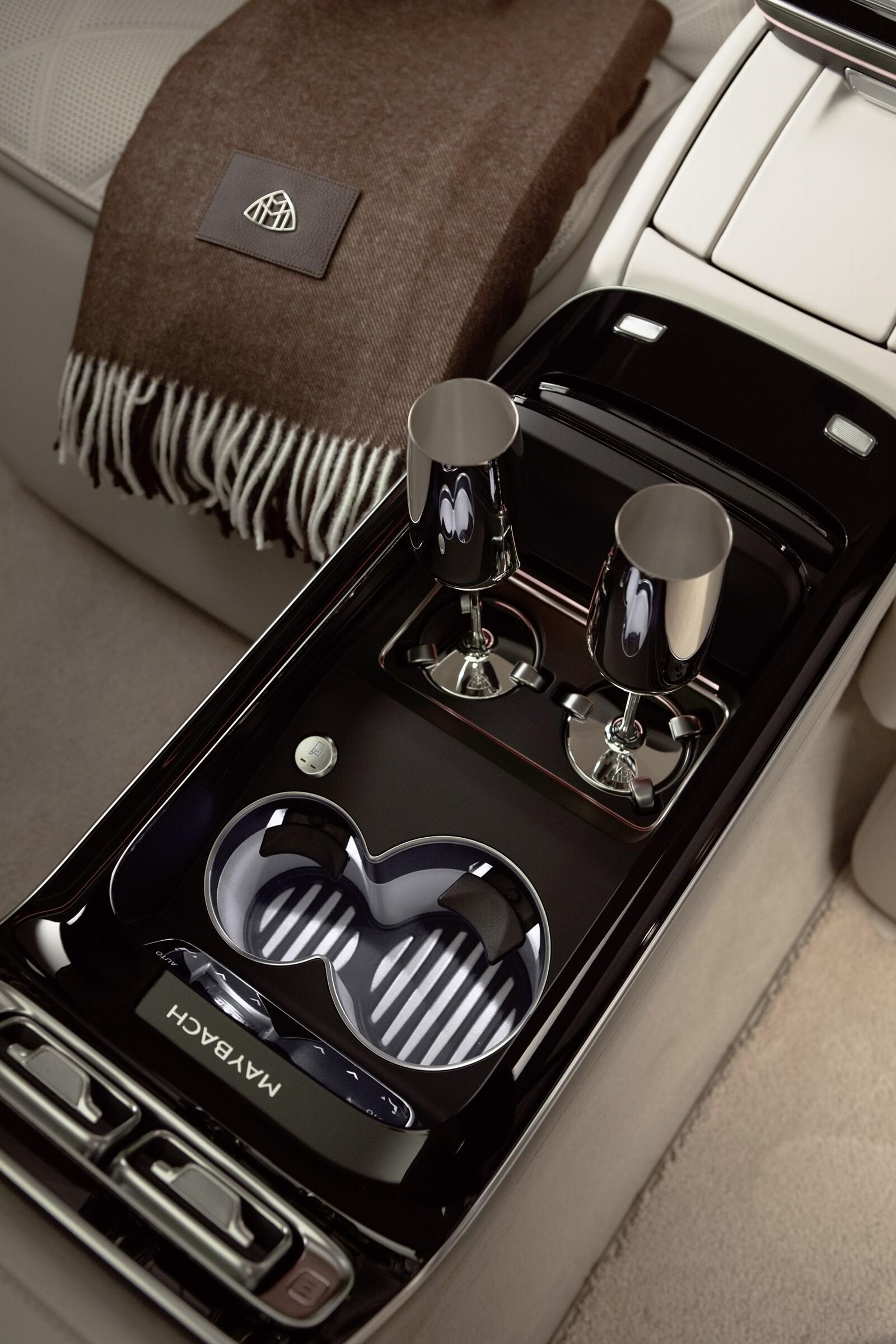 Foto de Mercedes-Maybach Clase S 2021 (3/43)