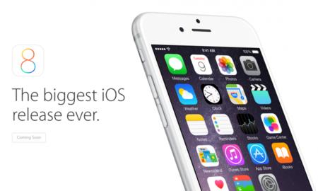 ¿Estás listo? Prepárate para la llegada de iOS 8 con estos consejos