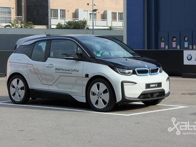 He probado el coche autónomo de nivel 5 que tiene BMW en el Mobile World Congress, y me he quedado con ganas de más