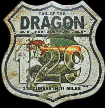 placa tail of the dragon