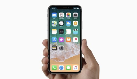 iPhone x pantalla